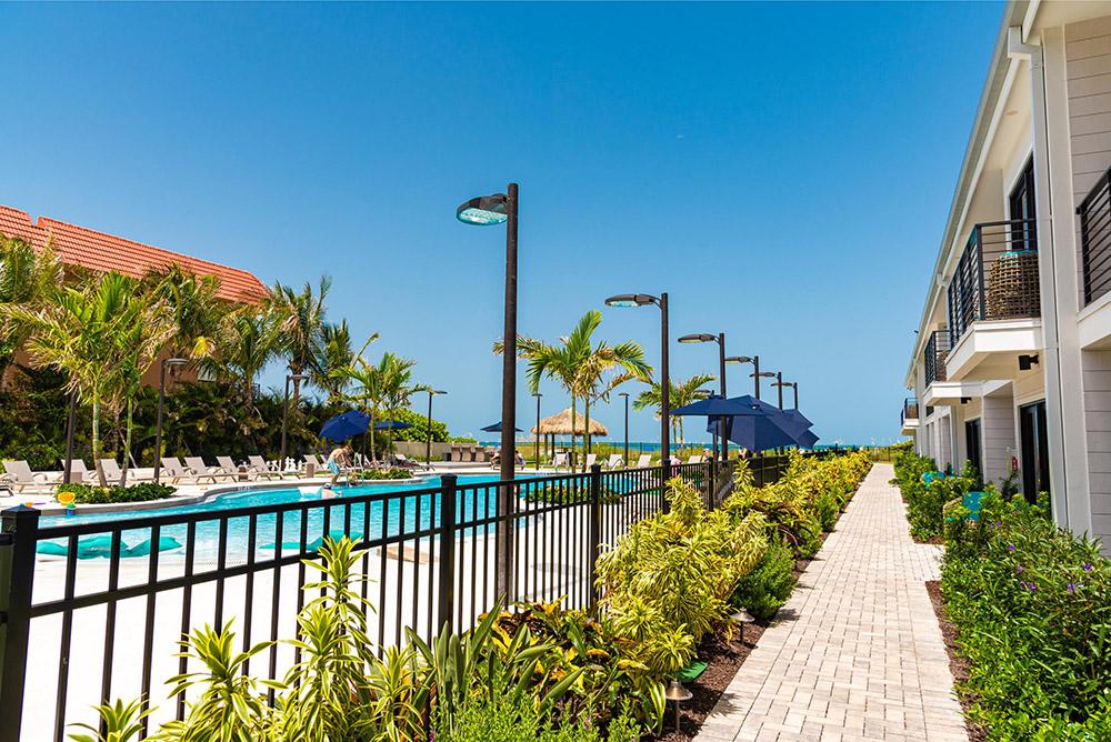 Deluxe King Resort View Rooms