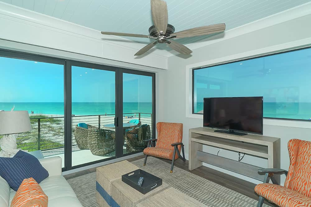 Gulf Front Suite