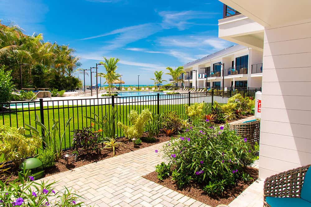 Resort View Rooms