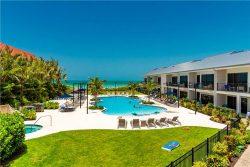 Anna Maria Beach Resort pool and beach