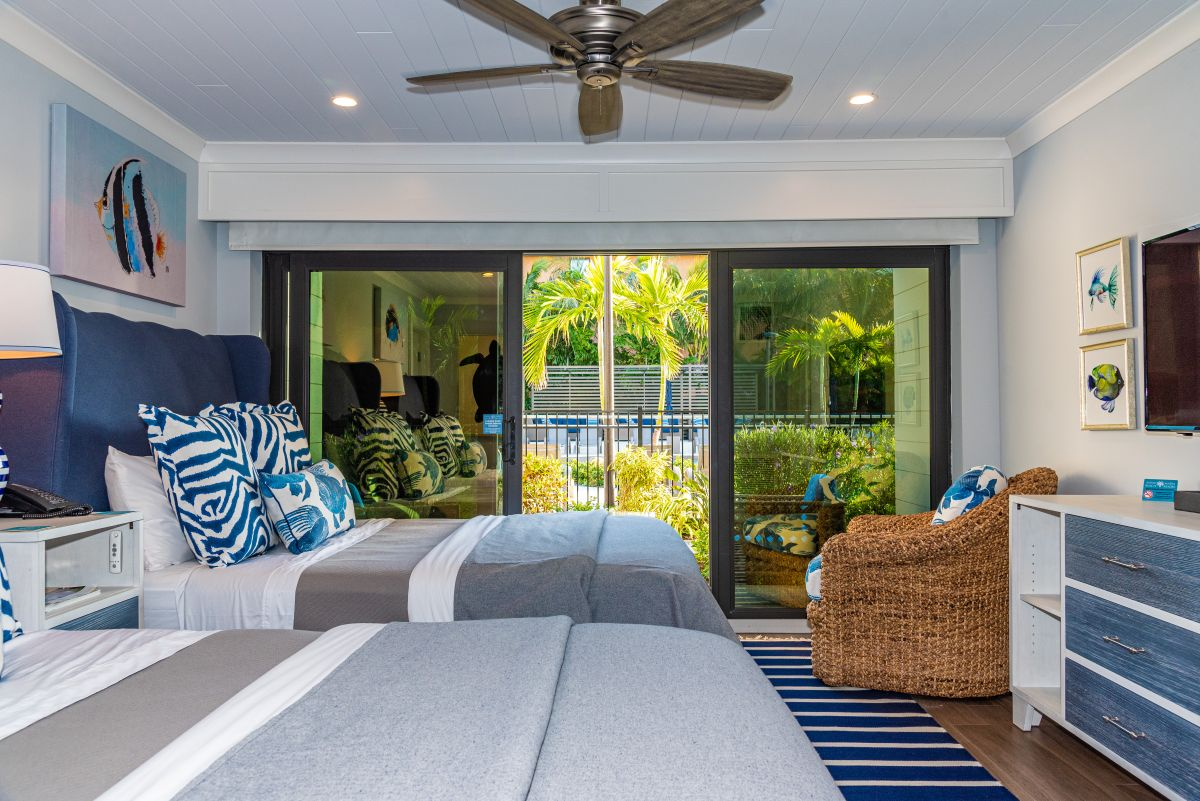 view of room in anna maria beach resort