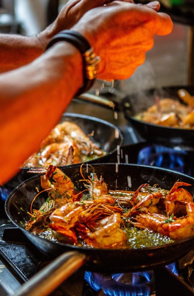seafood from anna maria island restaurant